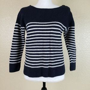 Ann Taylor Wool Cashmere Sweater Size Small